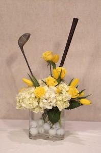 Golfer's Fantasy   in Port Huron, MI | CHRISTOPHER'S FLOWERS