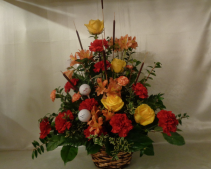 Golfer's Paradise Arrangement (local delivery only)