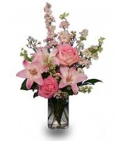 Golly Its A Girl Mixed Arrangement