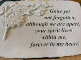 Gone Not Forgotten