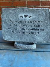 Gone yet not forgotten...