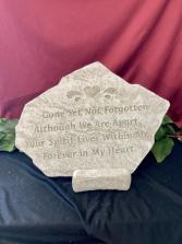 Gone Yet Not Forgotten Stone