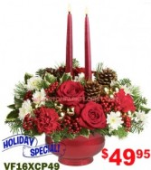 Good Times Celebration Christmas Flowers