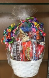 GOODIE BASKET CANDY & COOKIES