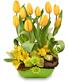 Touches of Light Vase Arrangement
