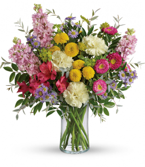 Teleflora's Goodness And Light Bouquet  in Livermore, CA | KNODT'S FLOWERS