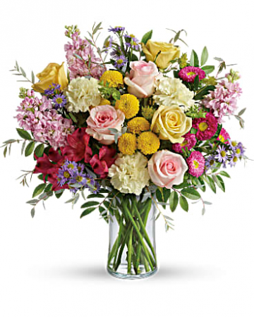 Goodness and light bouquet Teleflora