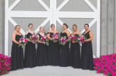 Gorgeous and Bold Bouquets