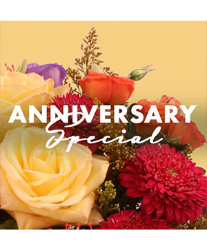 Gorgeous Anniversary Special Designer's Choice in Ventura, CA | Mom And Pop Flower Shop