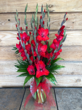 Gorgeous Gladiolus Arrangement