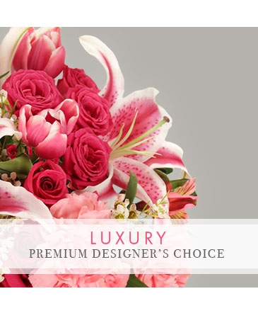 Gorgeous Luxury Florals Premium Designer's Choice