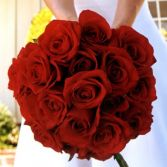 Gorgeous Red Bouquet 2 Dozen Red Roses