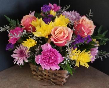 Gorgeous  Basket
