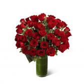 Gourges Red Roses Gift Luxury Arrangement