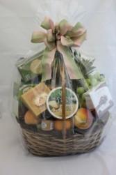 Gourmet and Fruit Basket