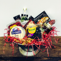 Gourmet and gift baskets available!