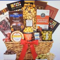 Gourmet Collection Basket non perishable basket