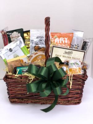 Gourmet Food Gift Basket in Coral Springs, FL | DARBY'S FLORIST