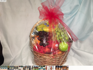 Gourmet Basket Basket  in Fairfield, OH | NOVACK-SCHAFER FLORIST
