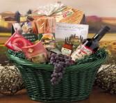 Gourmet Basket & Fruit from Thomaston florist & Gr