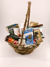 Gourmet Basket Gift Basket with some Vermont products