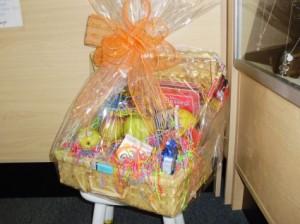 Gourmet Basket Gift Basket in Haughton, LA | Mom and Us Specialty Flowers & Gifts
