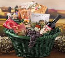 Gourmet Baskets And Fruits From Roma florist