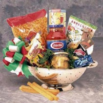 Gourmet Baskets from Roma florist