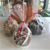 Gourmet Caramel Apples Sweet Blossoms