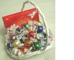 GOURMET CHOCOLATE BASKET Gift Basket