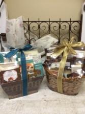 Gourmet & Chocolate Basket