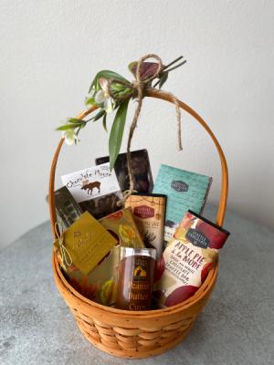 Gourmet Chocolates Basket  in La Grande, OR | FITZGERALD FLOWERS