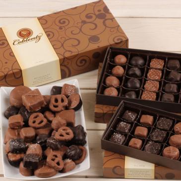 Gourmet Chocolates  Coblentz Chocolates