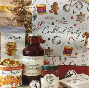 Gourmet Cocktail Party Box  in Northfield, VT | Trombly's Flowers and  Gifts