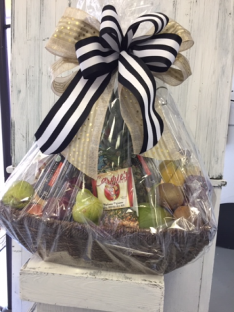 Gourmet Fruit Basket Fruit Basket