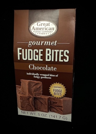 Gourmet Fudge Chocolate