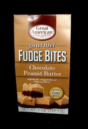 Gourmet Fudge Chocolate Peanut Butter