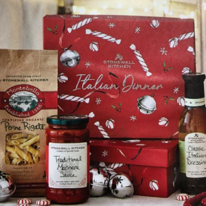 Gourmet Italian Dinner Gift Box  in Northfield, VT | Trombly's Flowers and  Gifts