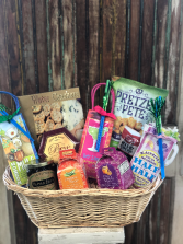 Gourmet Party Time Basket