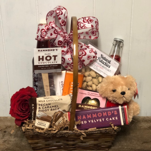 Gourmet Treat Basket  in Cody, WY | BEARTOOTH FLORAL & GIFTS