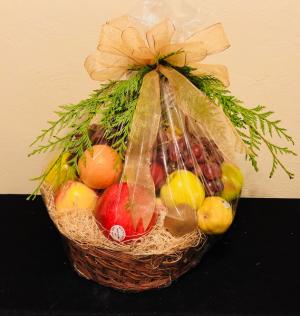 Seasonal Assortments Gourmet Fruit Basket in Boise, ID | HEAVENESSENCE FLORAL & GIFTS