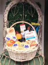 Gourmet/Sweet and Salty Snack Basket