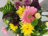 Grab and Go Bouquet Floral bouquet