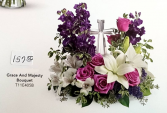 Grace and Majesty Bouquet