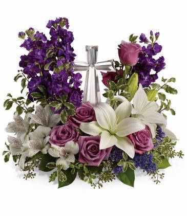 Grace and Majesty Bouquet Fresh Arrangement