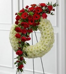 Grace Tribute Wreath
