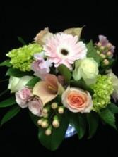 Grace Vase arrangement