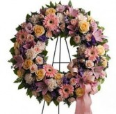 Grace Wreath Standing Spray