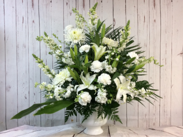 Graceful Devotion's  Funeral Flowers
