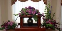 Graceful Garden Cremation Arc Set